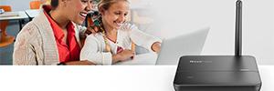 Vivitek NovoCast: presentaciones inalámbricas para el entorno educativo