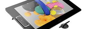 Wacom Cintiq Pro 24: entorno visual  para los profesionales creativos