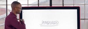 Google Jamboard llega a España para fomentar la colaboración en empresas y aulas