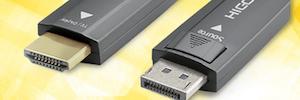 Sommer Cable ofrece con AOC la transmisión de señales AV a larga distancia con total calidad