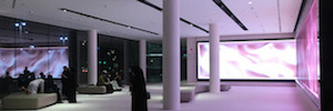 Tecnología española en el desarrollo técnico e integración museográfica de The Founder's Memorial
