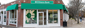 AT&T y Cineplex Digital conectan las sucursales de Citizens Bank bajo una red de digital signage