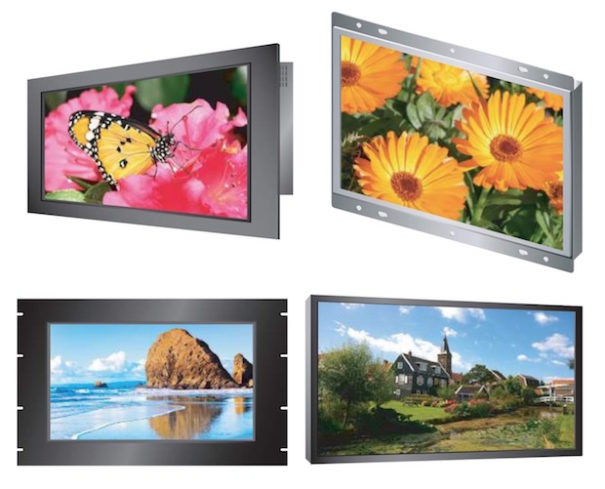 Alpha Display LCD Anatronic