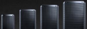 Alto Professional presenta sus series de recintos autoamplificados TX2 y TS3