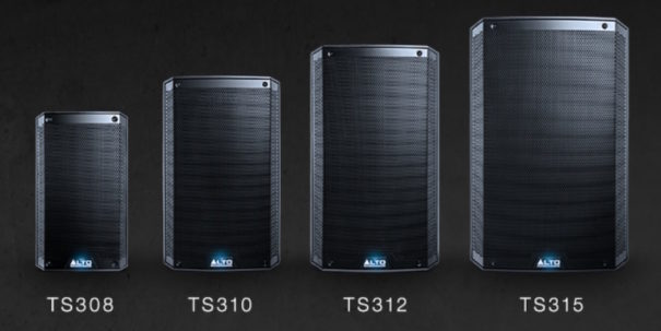 Alto Professional TS3 Audio-Technica