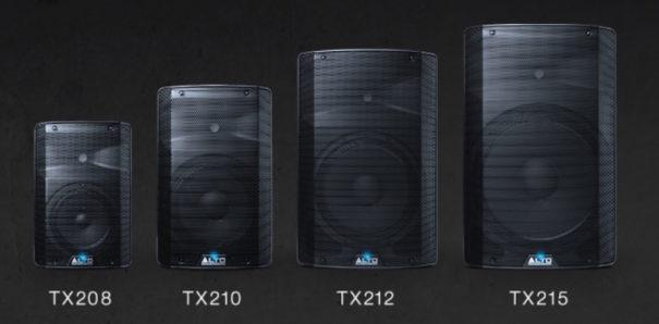 Alto Professional TX2 Audio-Technica