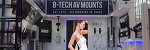 B-Tech vuelve a la feria RDSE para mostrar su oferta para el mercado de retail