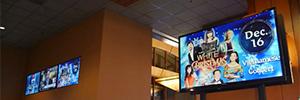 BrightSign y Red Dot renuevan el sistema de distribución de contenido del Pala Casino