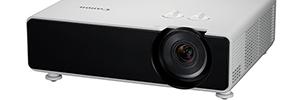 Canon LX-MU500Z: proyector fijo láser para el aula y salas de reunión