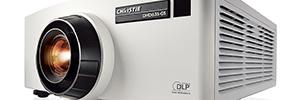 Christie DHD635-GS y DWU635-GS: proyección de fósforo láser para instalaciones fijas y rental
