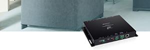 Crestron incorpora la tecnología AirMedia 2.0 a su nuevo sistema de presentación inalámbrico AM-300