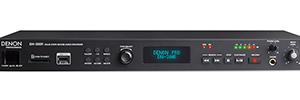 Denon DN-300R, grabador sobre SD/USB para instalaciones comerciales