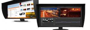 Eizo equipa con soporte HDR y curva PQ su monitor profesional ColorEdge CG319X