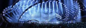 Osram iluminará los espectáculos de Eurovision 2018 en Lisboa