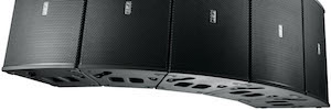 FBT innova en diseño de sistemas de refuerzo sonoro con el array Horizon VHA