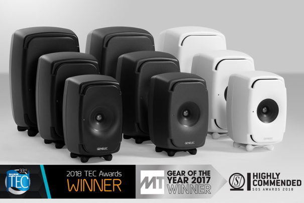 Genelec The Ones Awards 2018