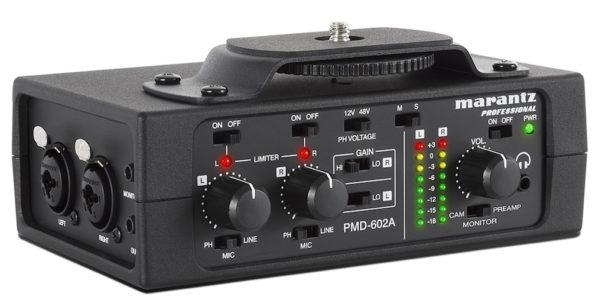 Marantz Professional PMD-602A Gaplasa