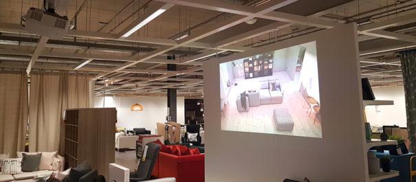 NEC en Ikea