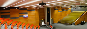 The Edge Hill University creates a space for flexible learning with Panasonic