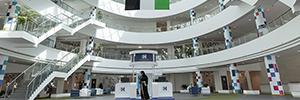 La Universidad Hamdan Bin Mohammed Smart apuesta por la iluminación Led conectada