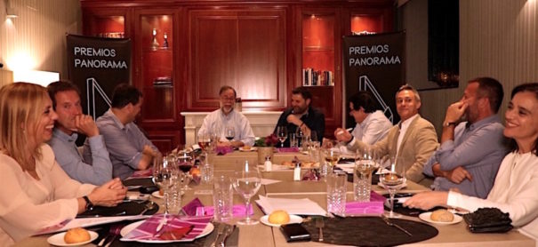 Premios Panorama2018 jurado