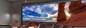 Prysm LPD 6K: pantalla interactiva de gran formato y panel único para videowall