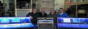 USE Sonido aumenta sus servicios con dos sistemas dLive de Allen & Heath