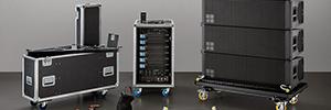 D&b GSL: altavoces de refuerzo para espacios de grandes dimensiones
