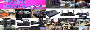Audiovisual panorama unveiled the finalists of the awards scene 2018