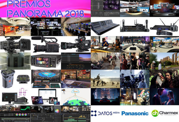 Premios Panorama 2018 finalistas