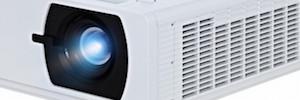 ViewSonic ofrece proyección láser de alto brillo 24/7 para grandes instalaciones con LS800HD