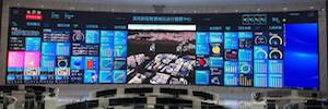 Shenzhen confía en la pantalla curva Led NPP de Absen en su camino como ciudad inteligente