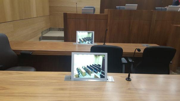 Albiral tribunales de Jahra y Farwaniya