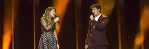 Los participantes de Eurovisión contaron con la tecnología de audio de Sennheiser para sus actuaciones