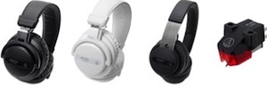Audio-Technica presenta su nueva gama de productos profesionales para DJ