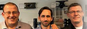 B-Tech AV Mounts fortalece su creciente equipo de ventas europeo en Benelux y Reino Unido