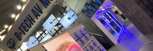 B-Tech AV Mounts anuncia su expansión con presencia directa en Estados Unidos y Canadá