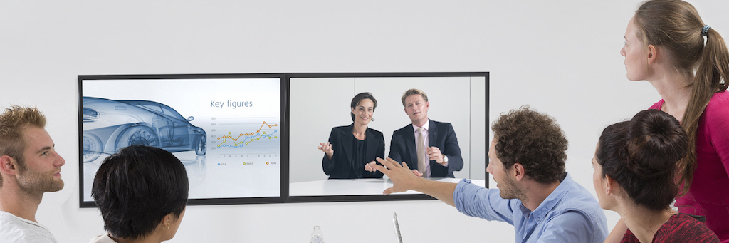 Maverick AV Solutions shows to the channel the future in smart posters and collaboration in Connect