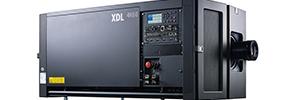 Barco serie XDL: proyectores láser de alto brillo para grandes espacios