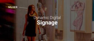 Beabloo dynamic digital signage