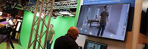 Fotorrealismo y realidad aumentada, protagonistas de la asistencia de Brainstorm a BIT Audiovisual