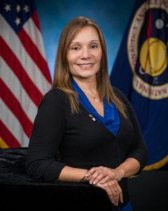 Evelyn Miralles, responsable VR en la NASA