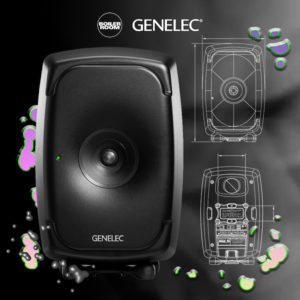Genelec Boiler Room audio-technica iberia