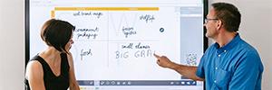 i3Huddle 3.0 facilita la colaboración en pequeñas salas de reuniones