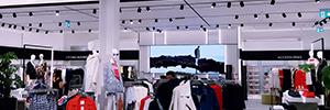 Mango vuelve a apostar por Led&Go para las nuevas tiendas de Madrid y Londres