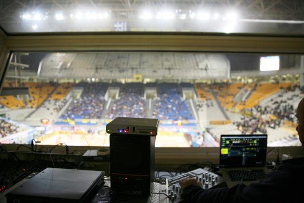 Matrox AEK Basketball Club de FIBA