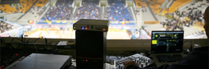Matrox acerca el juego de los AEK BC a los aficionados del baloncesto