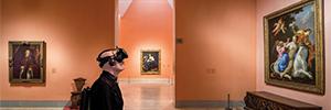 El Thyssen ofrece una experiencia de realidad virtual inmersiva en la 'Noche de los museos'