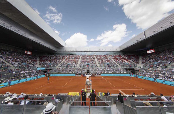 Mutua Madrid Open2018 matchbot oracle
