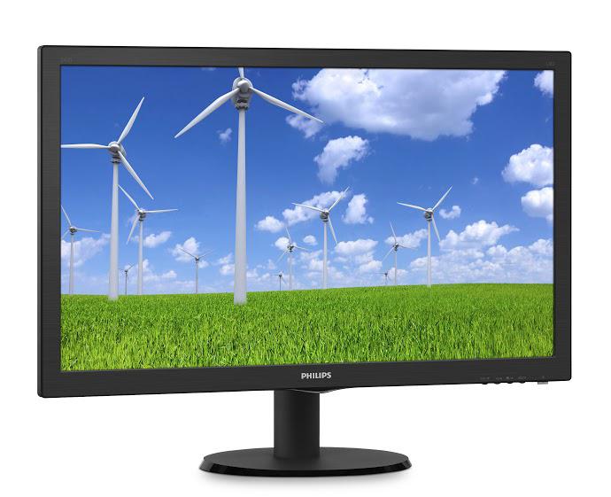 Philips 221B8 y 243S5: monitores Full HD para una mayor productividad